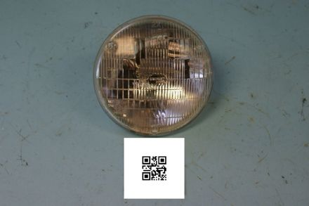 Corvette C1 C2 C3 LH Dip Sealed Beam Headlight, Used Fair
